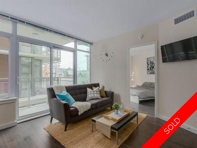 False Creek Apartment for sale: The One 1 bedroom 536 sq.ft.