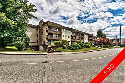 Central Pt Coquitlam Apartment for sale:  2 bedroom 1,040 sq.ft.