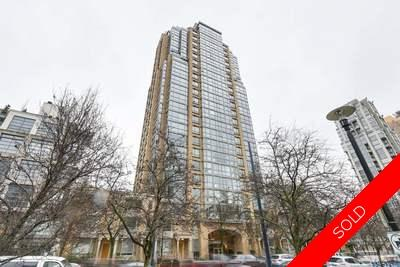 Yaletown Condo in Park Plaza for sale 1110 1188 Richards Street